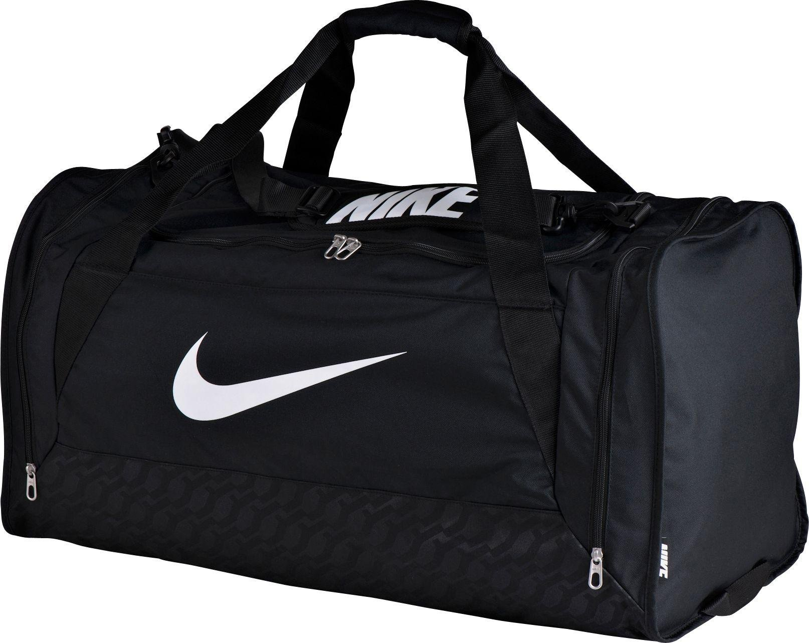 d906a3a0190711 16.99 Nike - Brasilia Large Holdall - Black » Sports » Deals of the ...