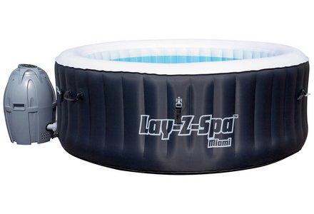 Miami 2-4 Person Lay-Z-Spa Hot Tub.