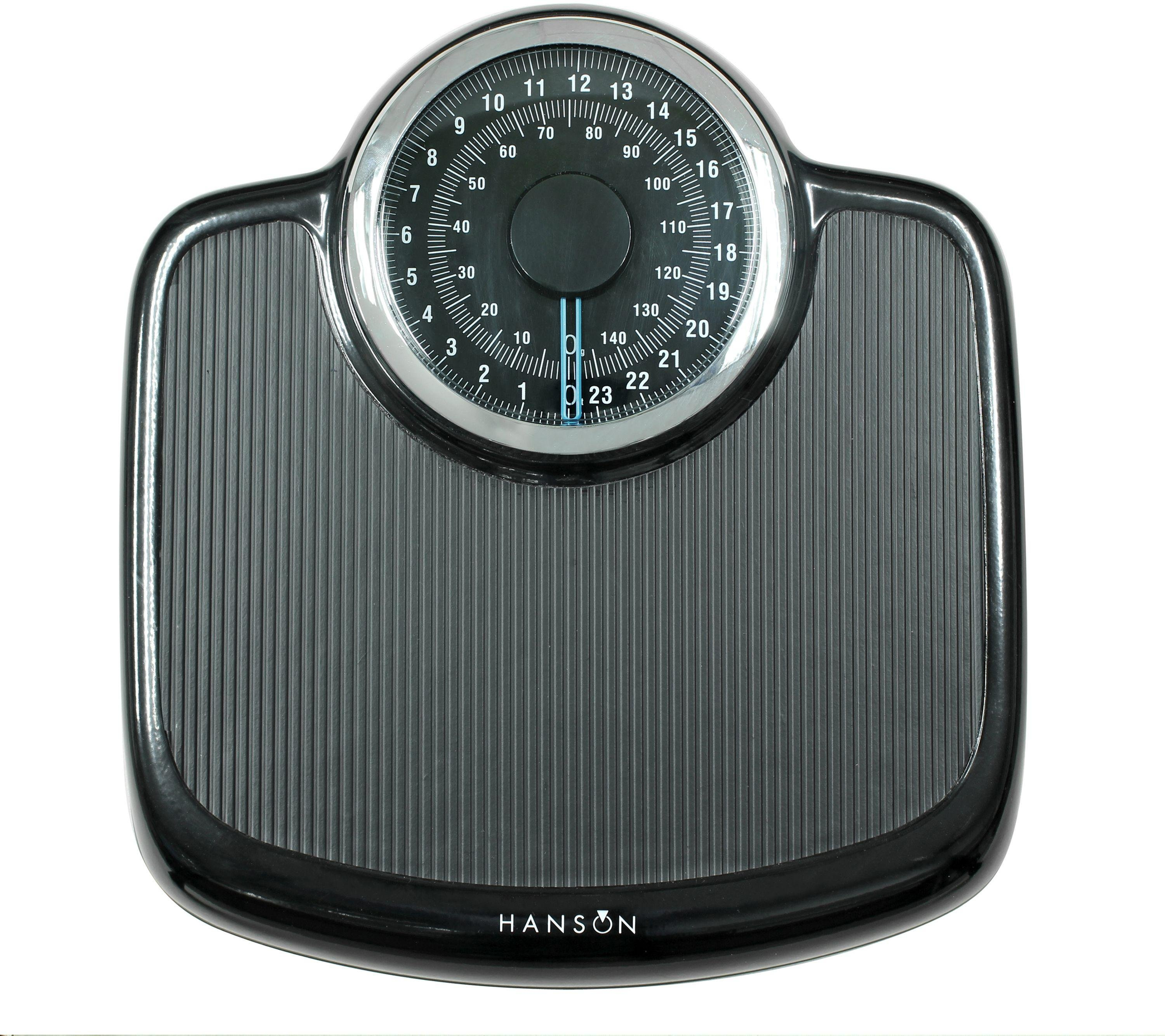Hanson Neo Large Dial Mechanical Scale - Black