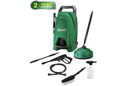 Image of the Qualcast Pressure Washer - 1400W.