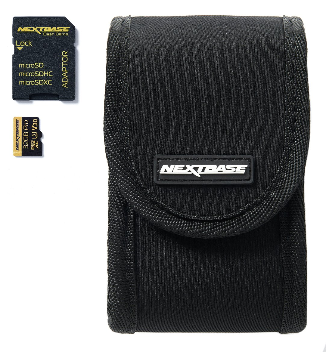 Nextbase Go Pack with 32GB Micro SD Card