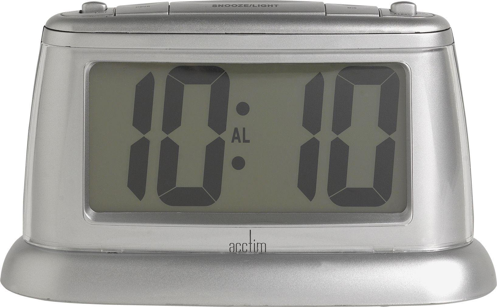 Acctim Smartlight Extra Large Alarm Clock