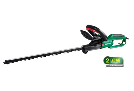 Image of the Qualcast Corded Hedge Trimmer - 600W.