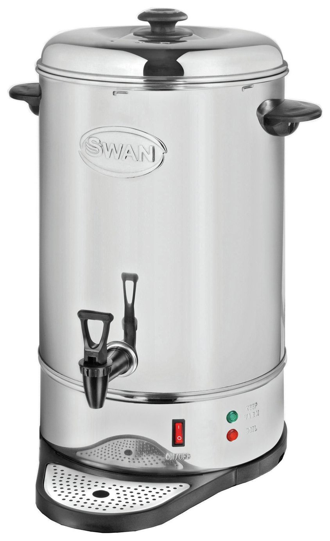 Swan - 20 Litre Stainless Steel Urn