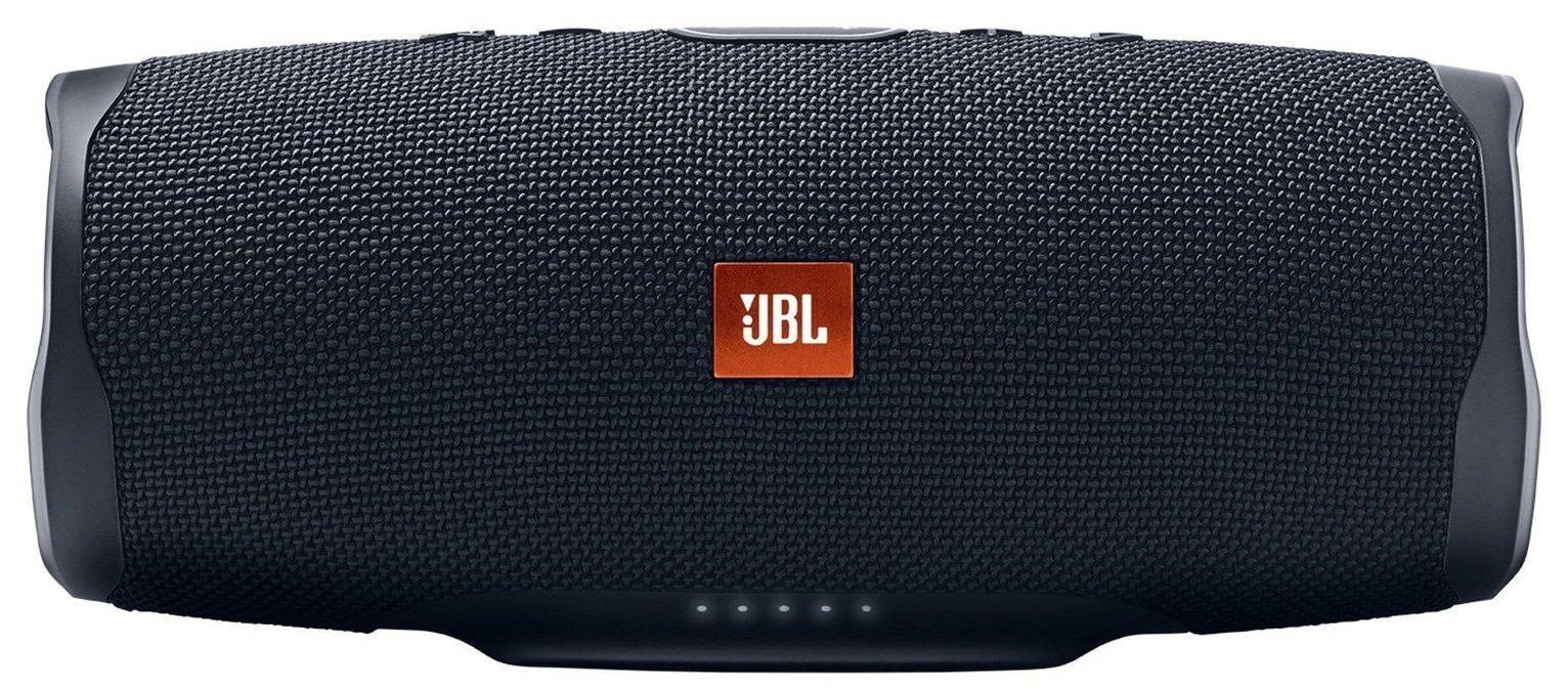 Buy JBL Charge 4 Bluetooth Speaker Black | Wireless and Bluetooth speakers | Argos