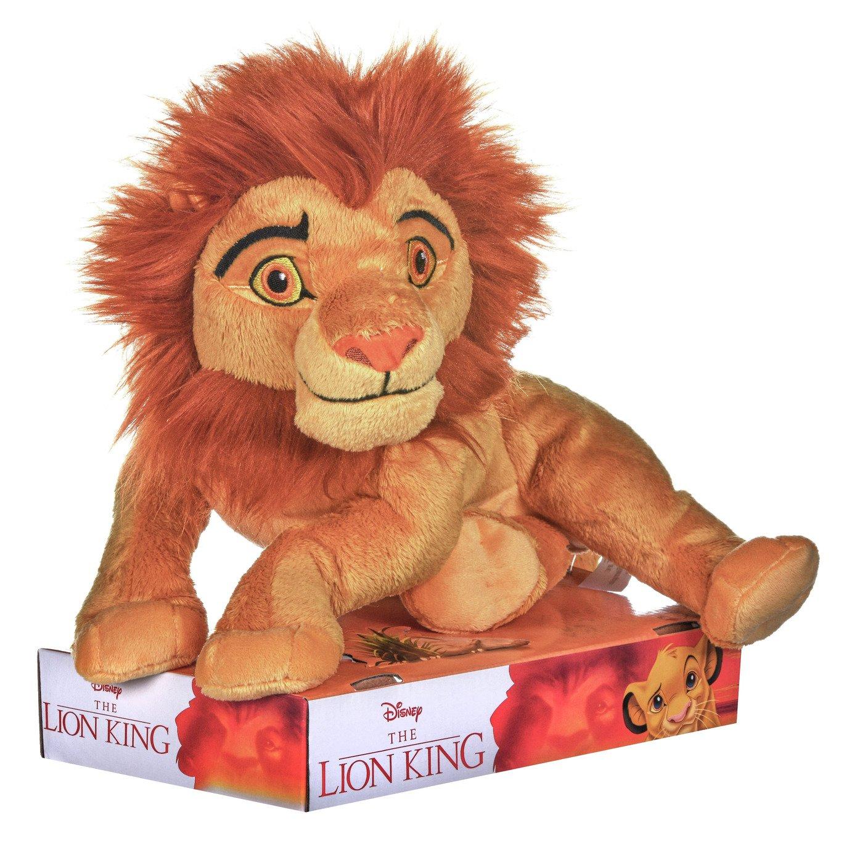 Disney The Lion King Simba Adult 25cm Soft Toy