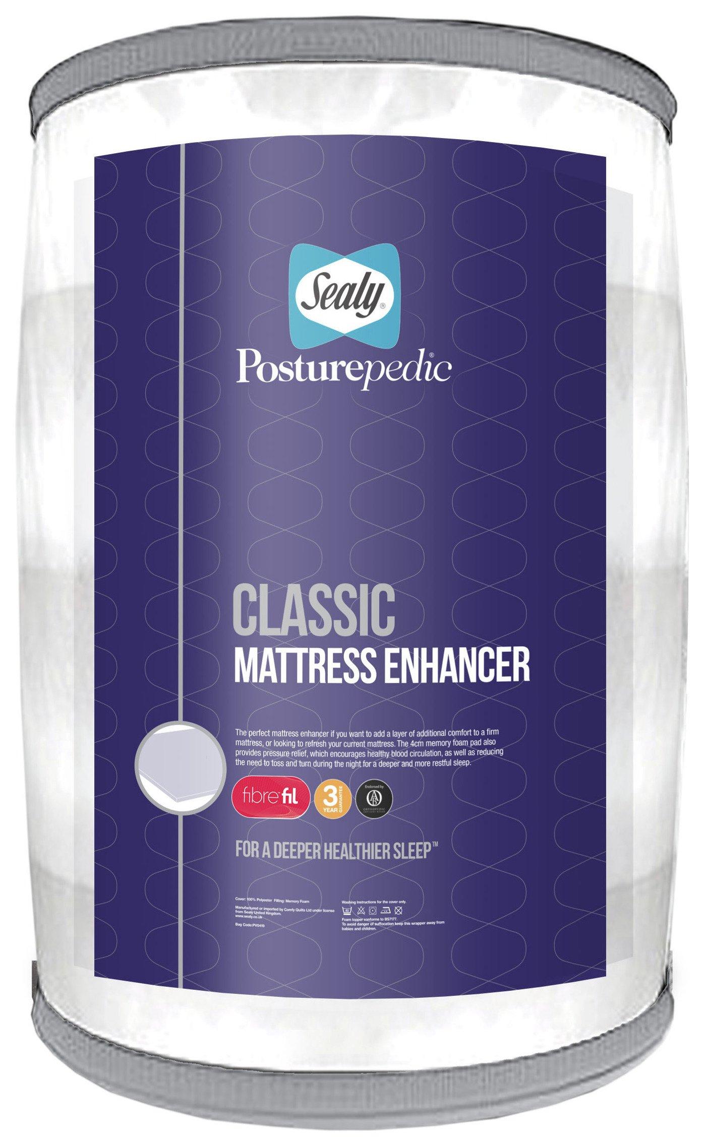 Sealy Posturepedic Classic Mattress Enhancer - Kingsize