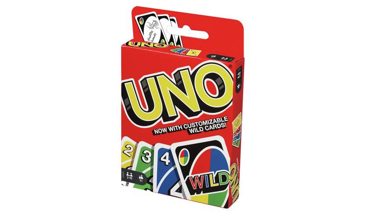 UNO Card Game Clipstrip