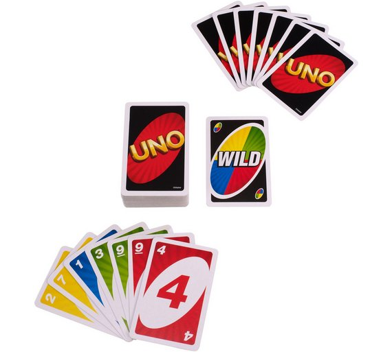 Buy Uno Card Game Board Games Argos