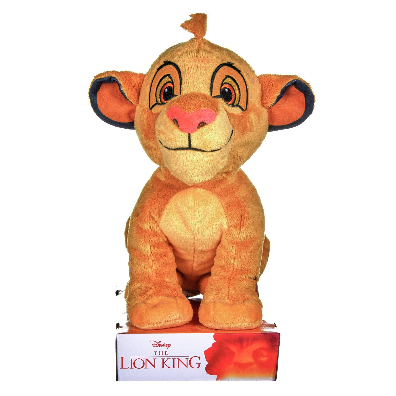 Disney The Lion King Young Simba Soft Toy