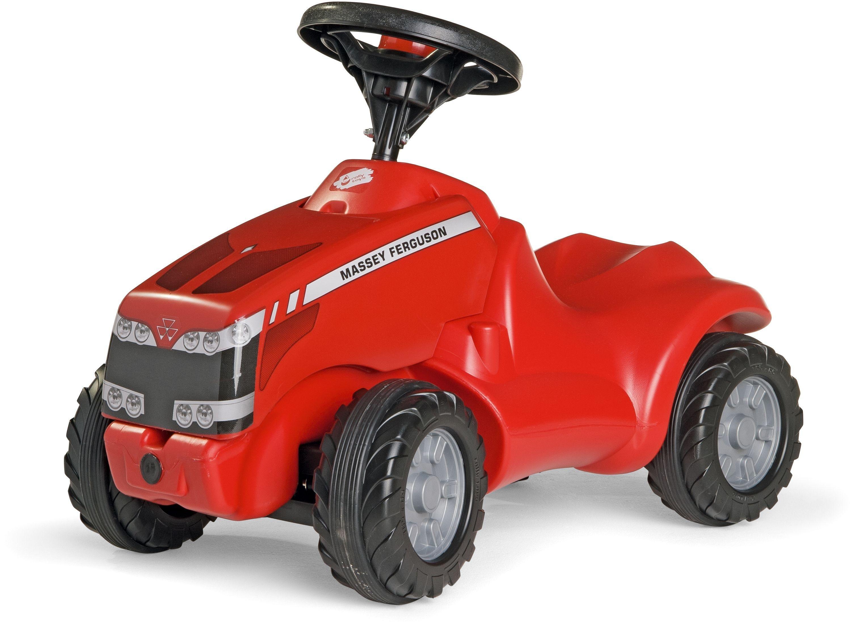 Rolly Toys Massey Ferguson 5470 Mini Trac W Opening Bonnet
