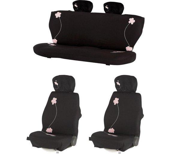 Buy streetwize car seat covers pink flowers car seat covers and streetwize car seat covers pink flowers mightylinksfo