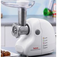 Tefal - NE210140 Mince and Shred Express - White