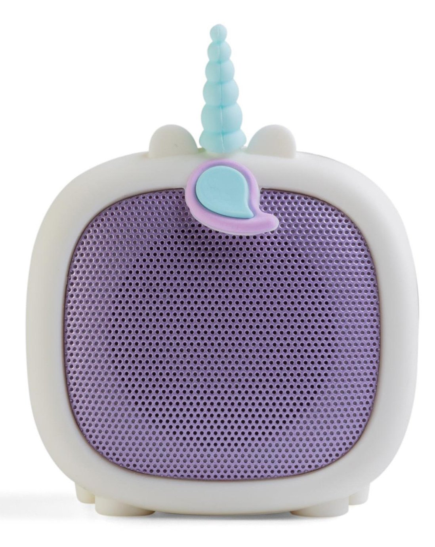 Kitsound Boogie Buddies Unicorn Bluetooth Speaker