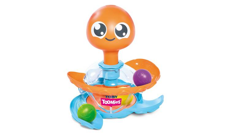 Tomy Octopus Ball Toy