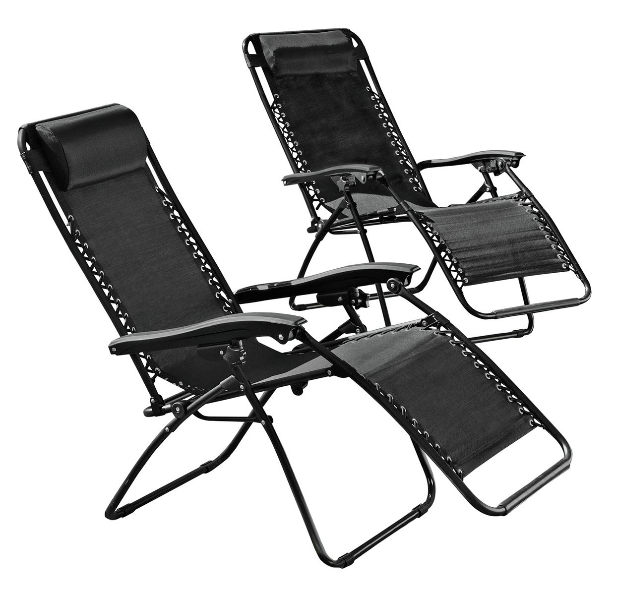 HOME Reclining Sun Loungers - Set of 2  sc 1 st  Argos & Buy HOME Reclining Sun Loungers - Set of 2 at Argos.co.uk - Your ... islam-shia.org