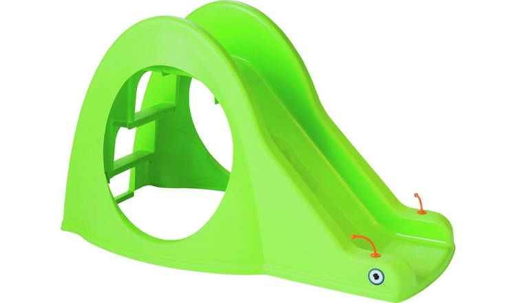 Chad Valley 3ft Bug Toddler Slide - Green