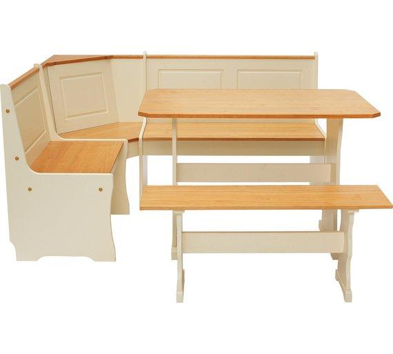 buy home haversham dining table nook corner bench solid