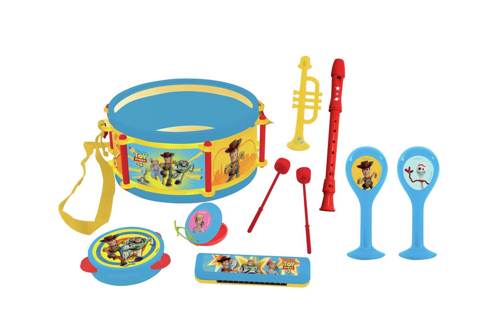 Toy Story Music Set