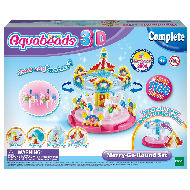 Aquabeads 3D Merry Go Round Set