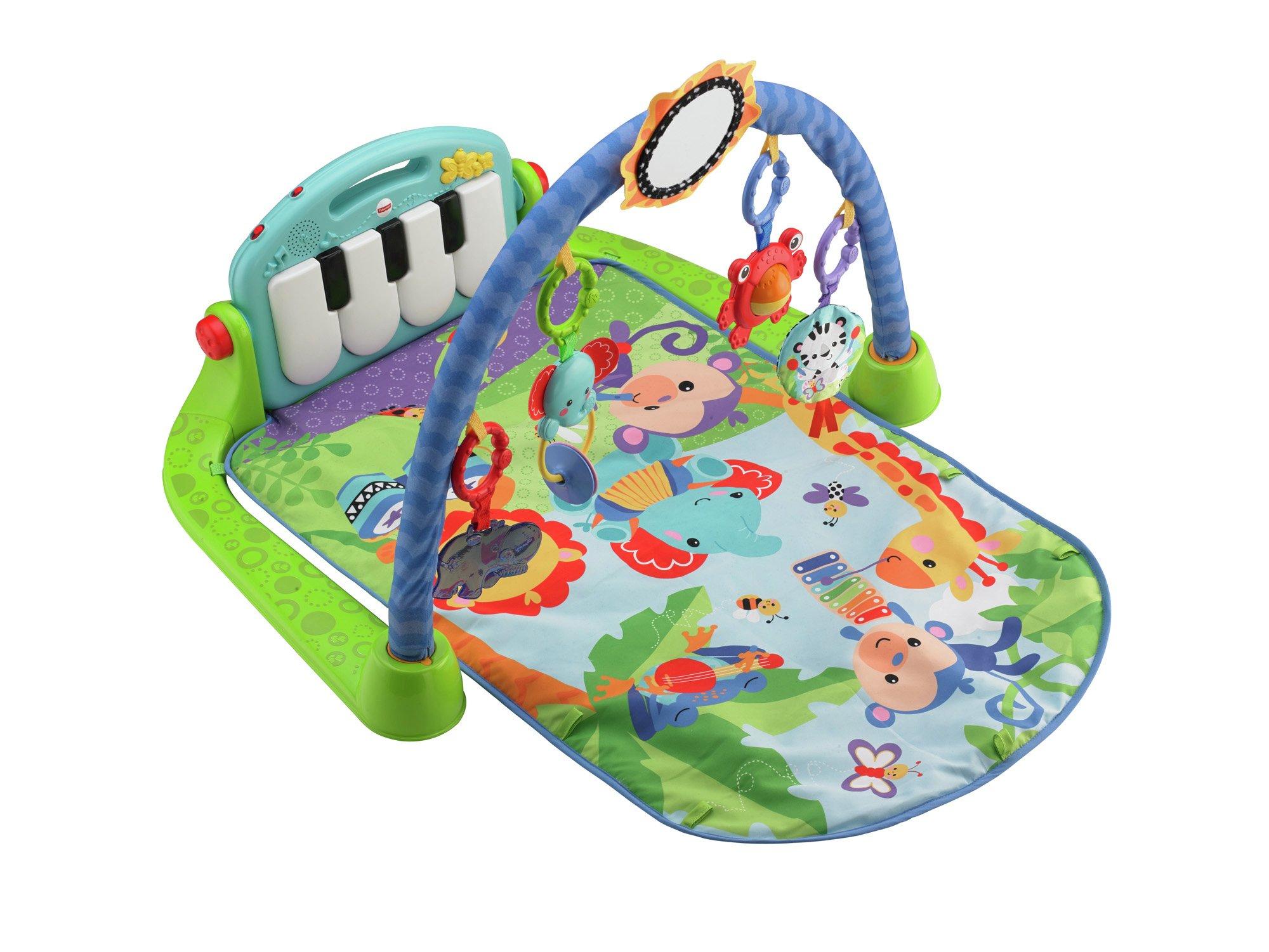 Fisher-Price Kick 'n' Play Piano Gym