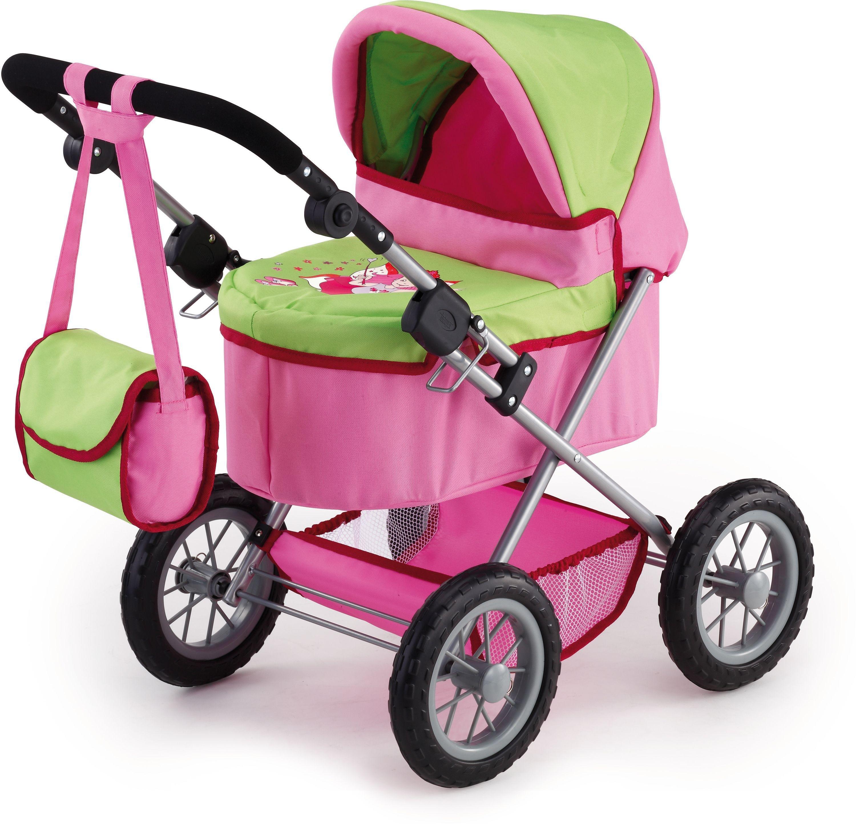 Bayer Design Trendy Doll Pram - Pink