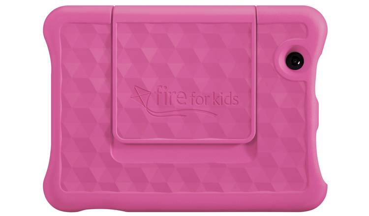 Amazon Fire 7 2019 Bumper Case - Pink