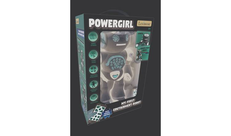 Powergirl Learn and Play Robot
