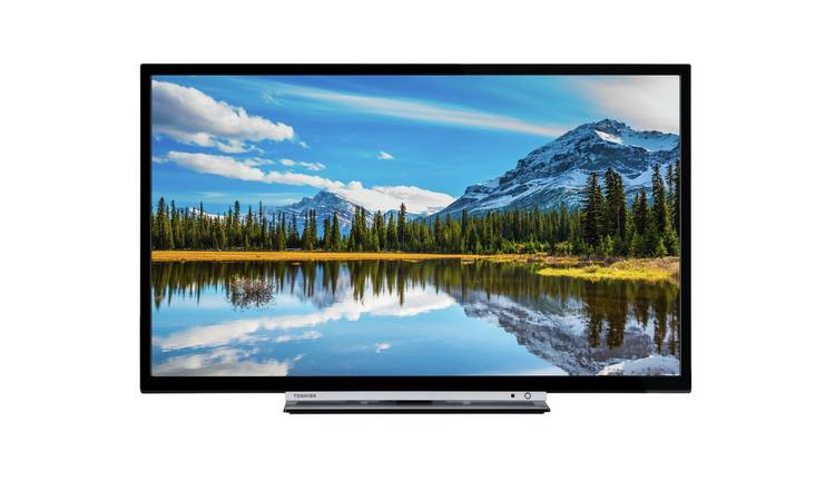 Toshiba 32 Inch 32 L3863 Db Smart Full Hd  Led Tv by Argos