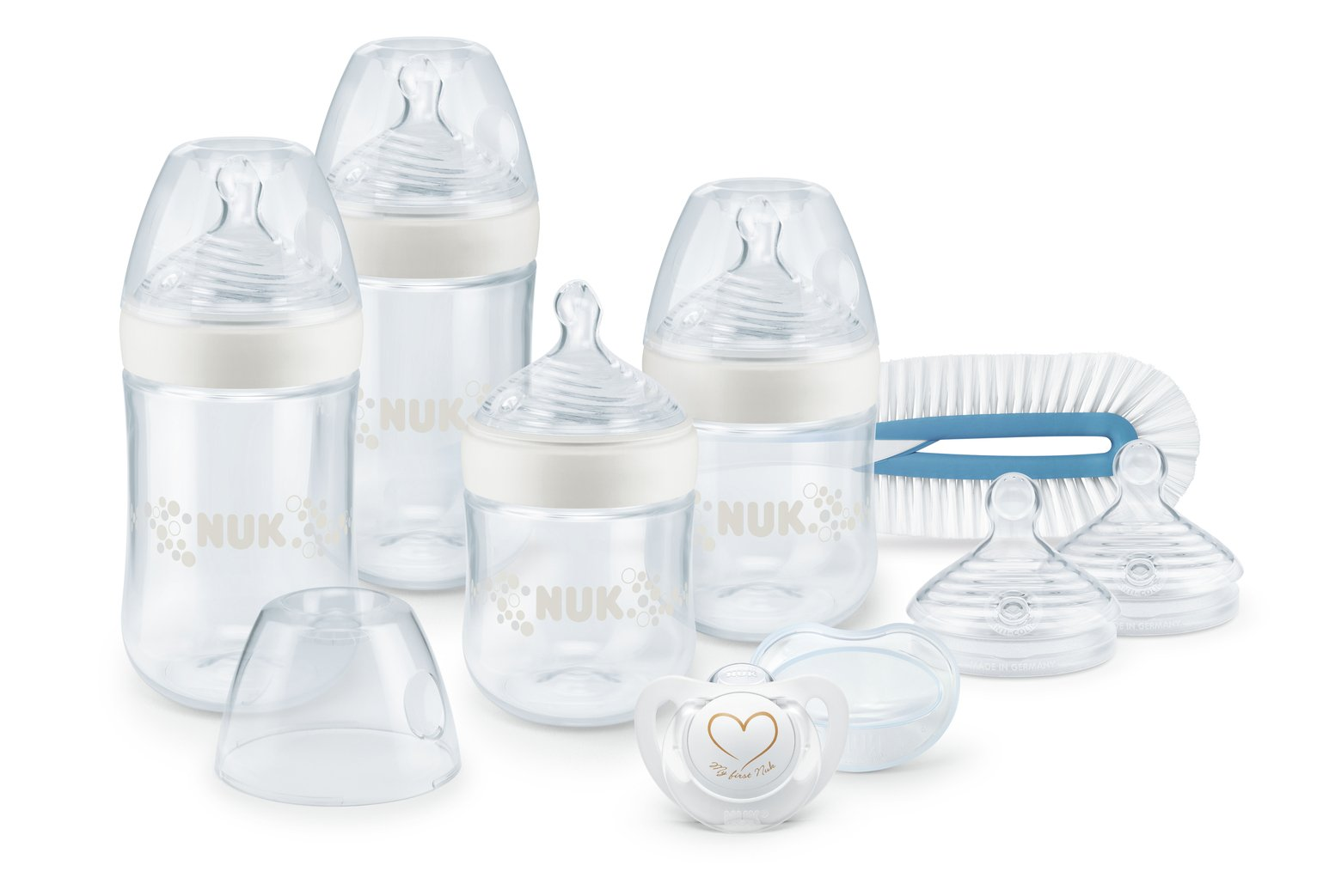NUK Nature Sense Perfect Starter Set