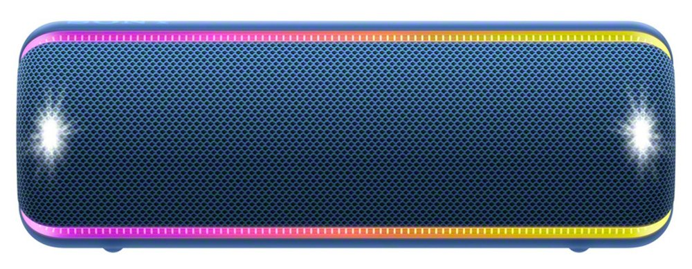 Sony SRS-XB32 Portable Wireless Speaker- Blue