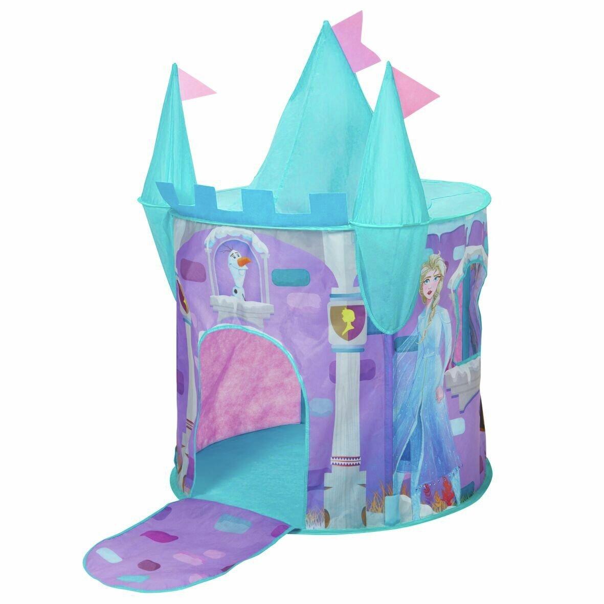 Disney Frozen Castle Feature Pop Up Play Tent