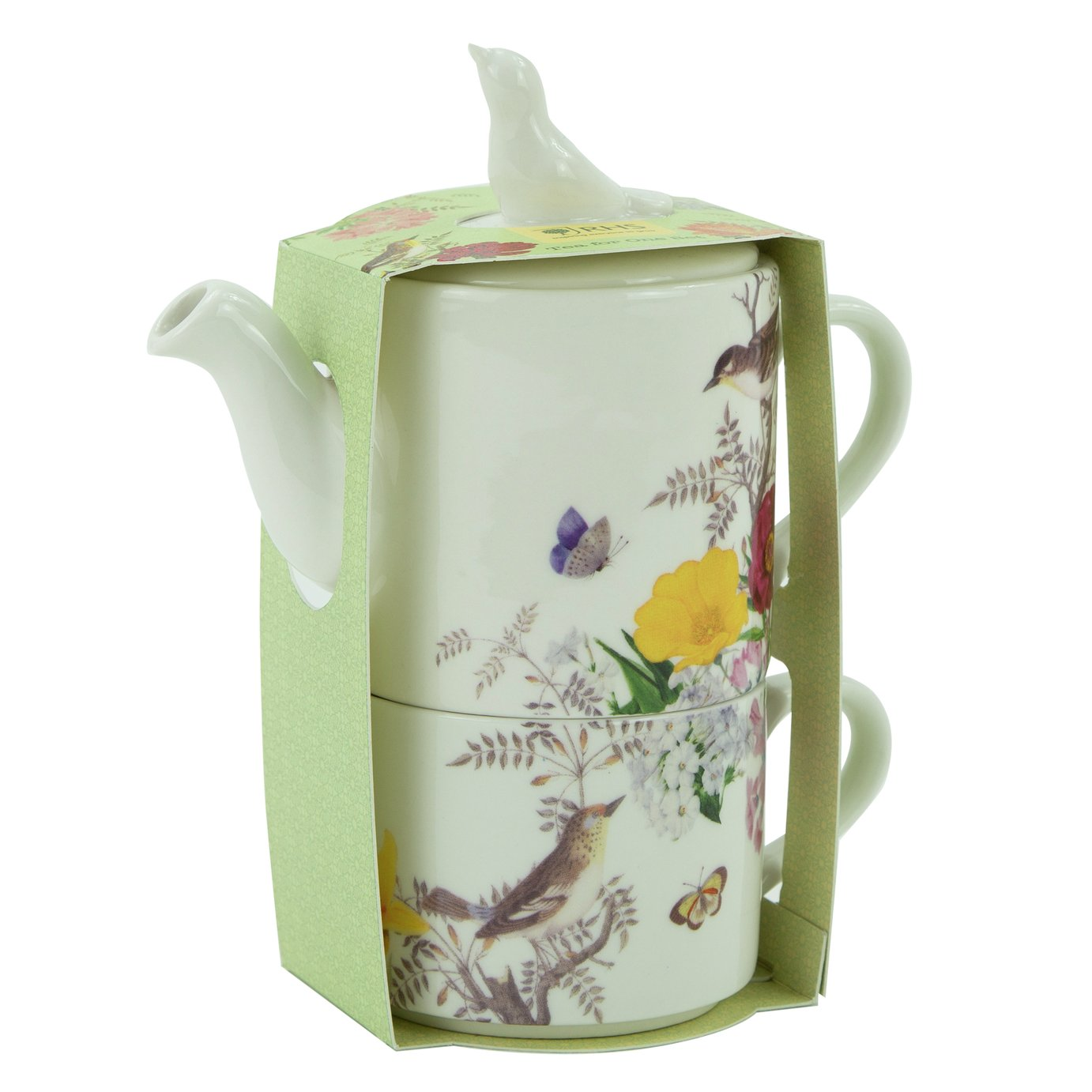 Royal Horticultural Society Tea For One Set