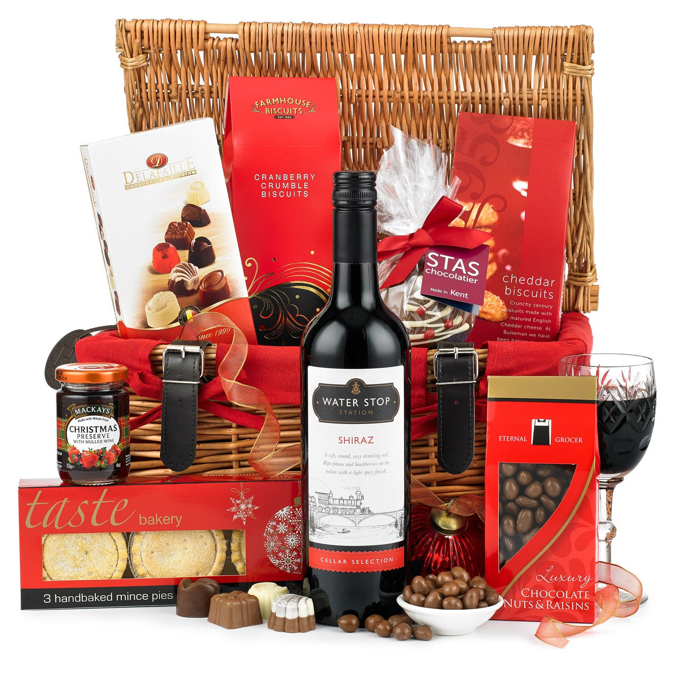 Hampers of Distinction The Winter Wonders Hamper