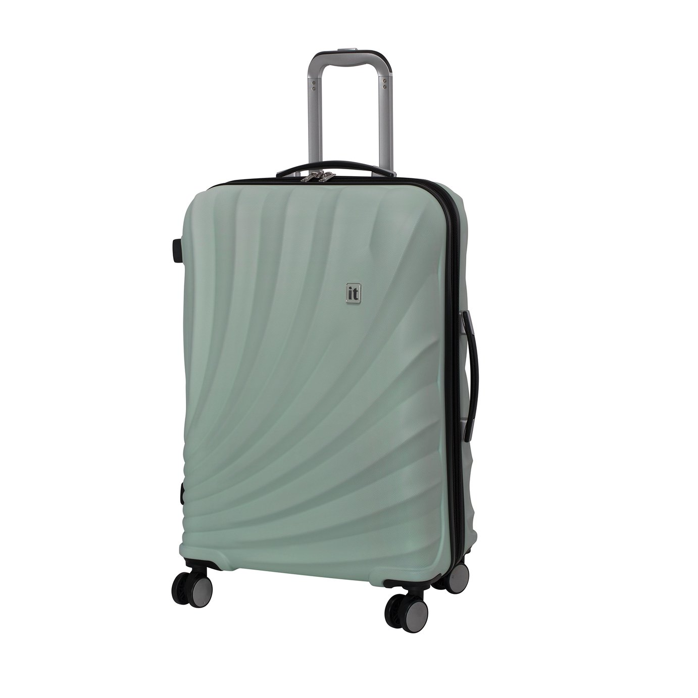 it Luggage Pagoda Medium 8 Wheel Hard Suitcase - Pastel