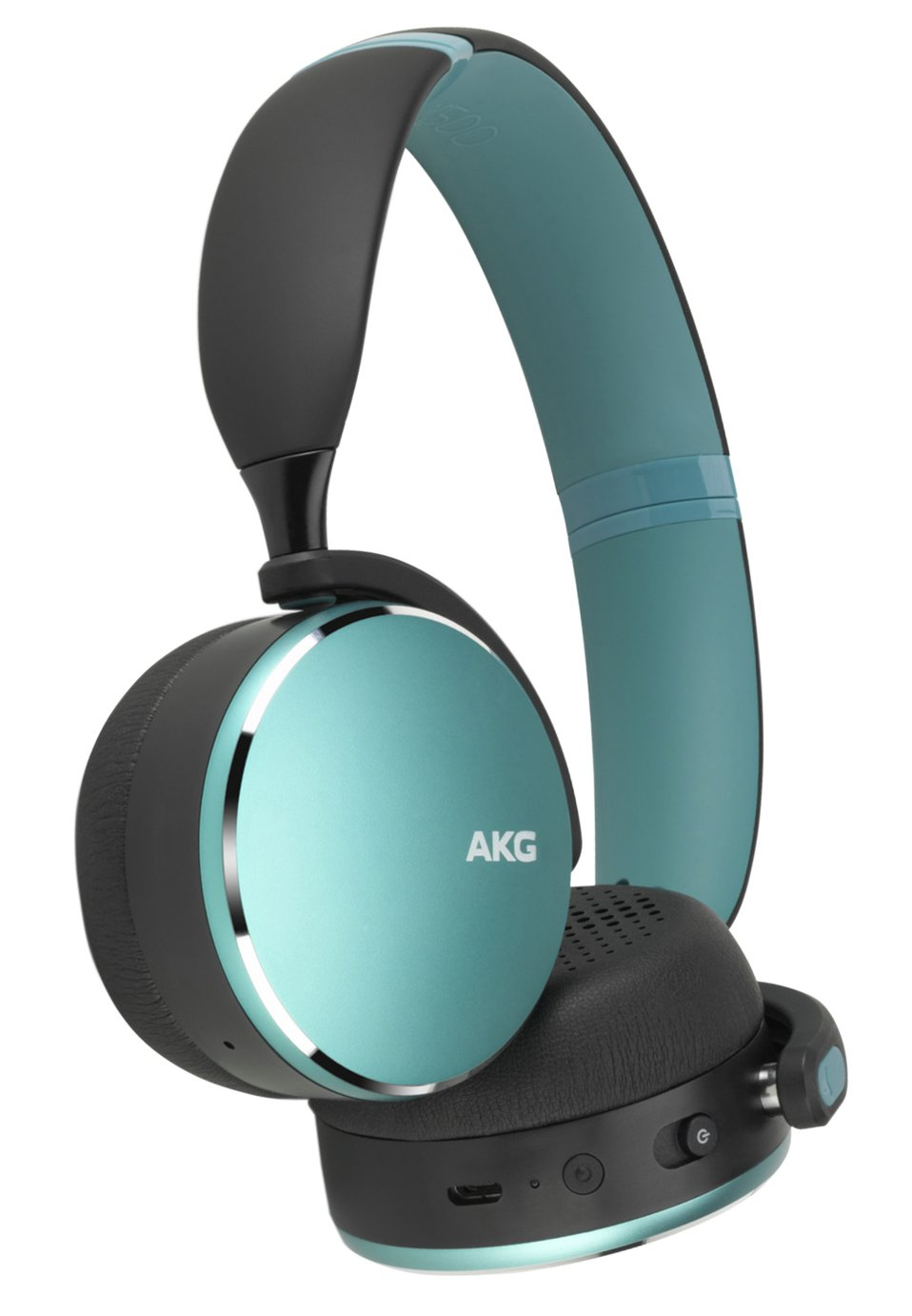 AKG Y500 On-Ear Wireless Headphones - Blue