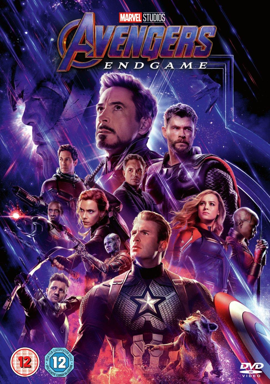 Marvel's Avengers: Endgame DVD