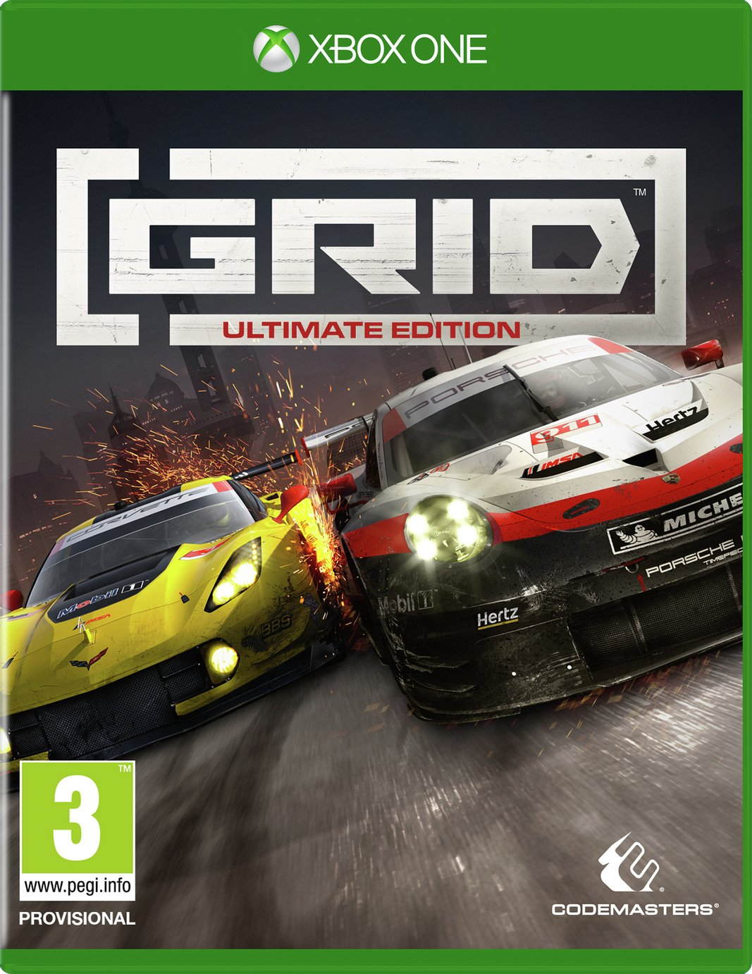 Grid: Ultimate Edition Xbox One Pre-Order Game