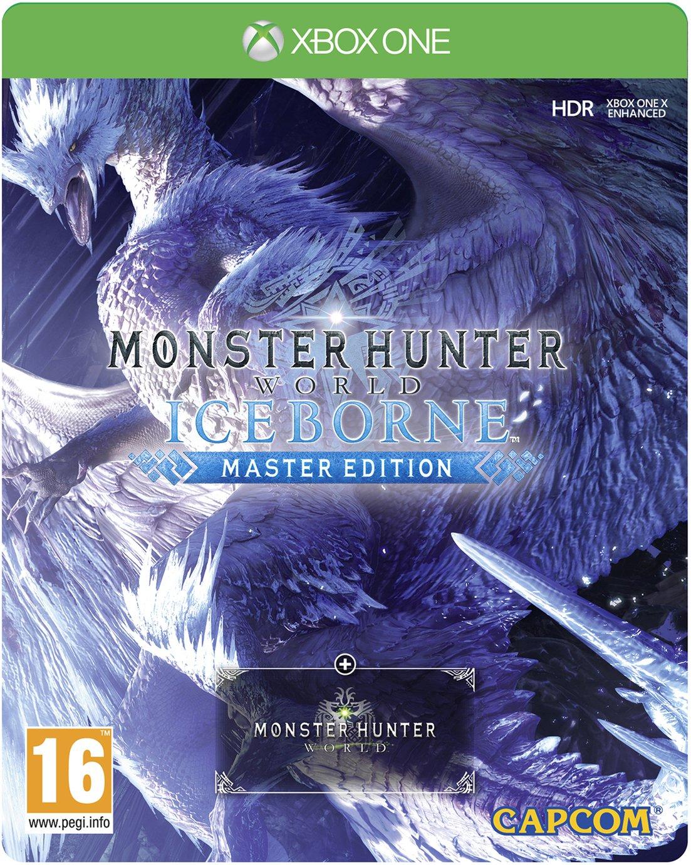 Monster Hunter World: Iceborne Master Edn Xbox One Pre-Order