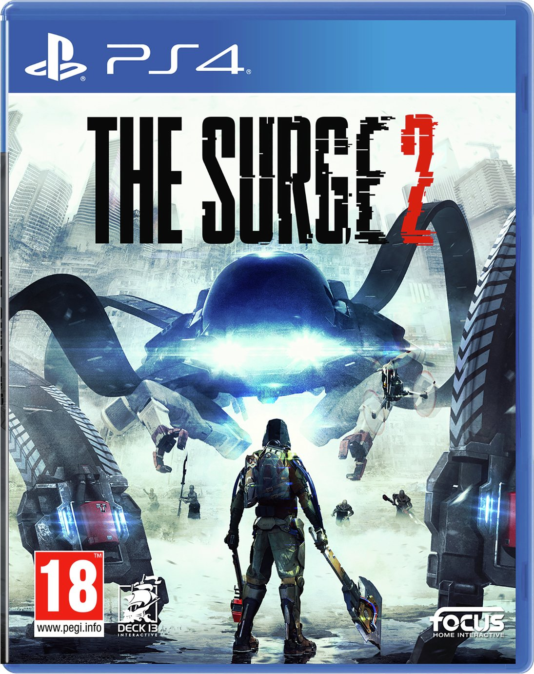 The Surge 2 PS4 Pre-Order Game