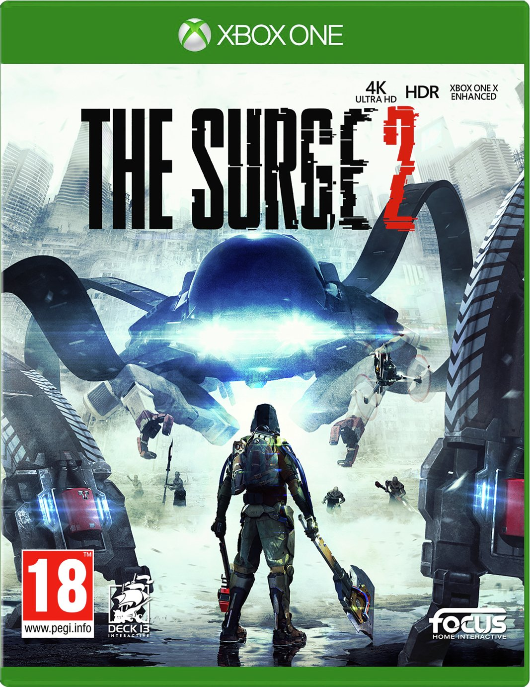 The Surge 2 Xbox One Pre-Order Game