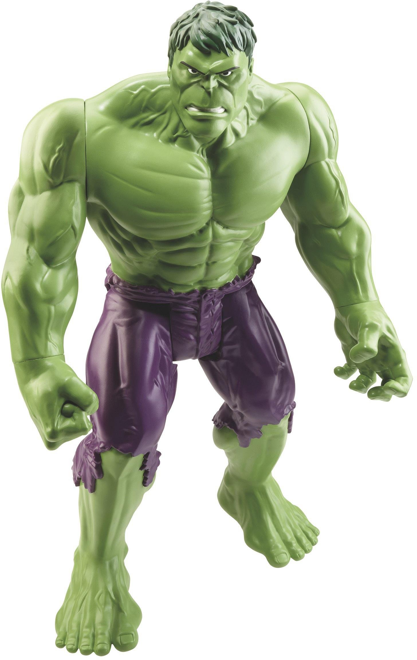 Image of Avengers Titan Hero Series Action Figure Hulk