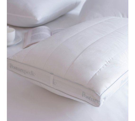 homes posturepedic savary firm the sealy support pillow best choosing