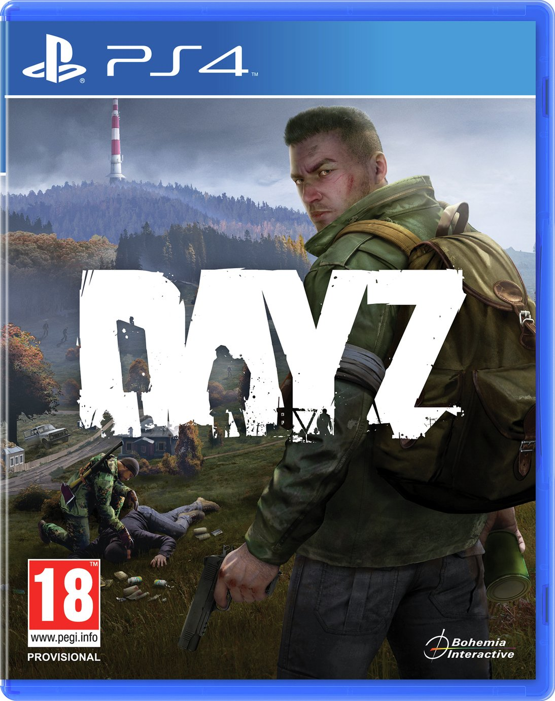 DayZ PS4 Pre-Order Game