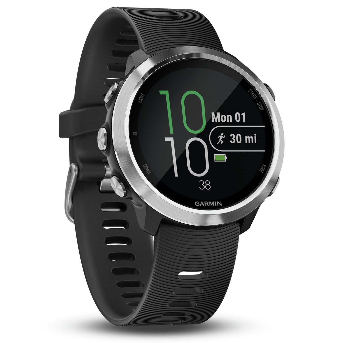 Garmin Forerunner 645 Music Smart Watch - Black