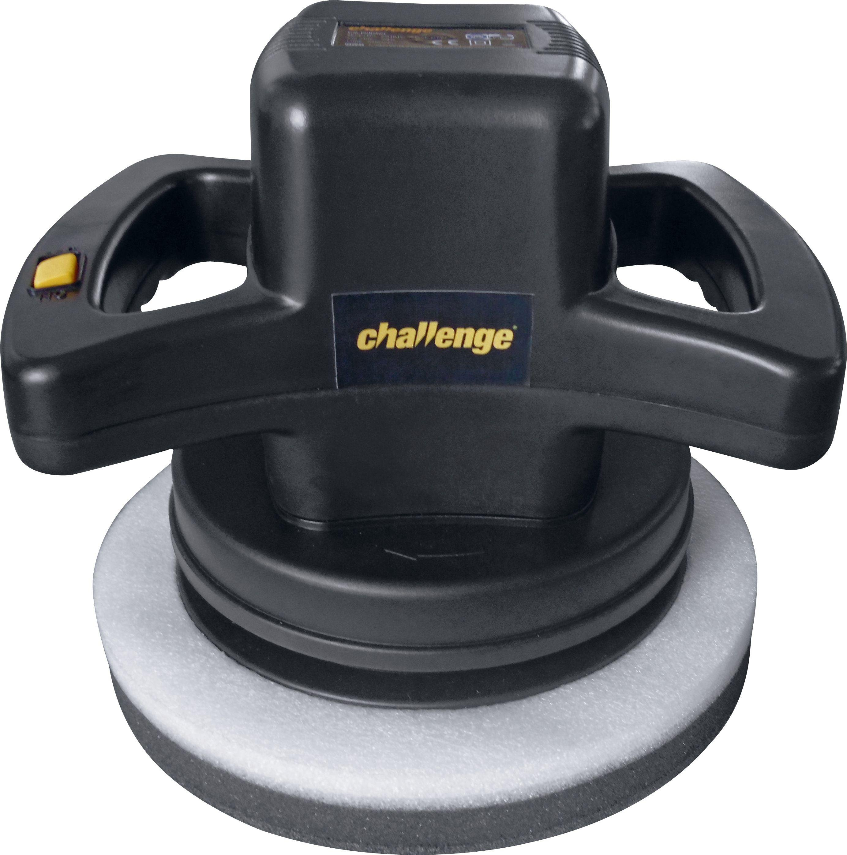 Sale On Challenge Car Polisher Challenge Now Available