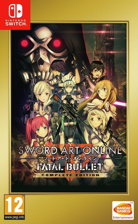 Sword Art Online: Fatal Bullet Nintendo Switch Game