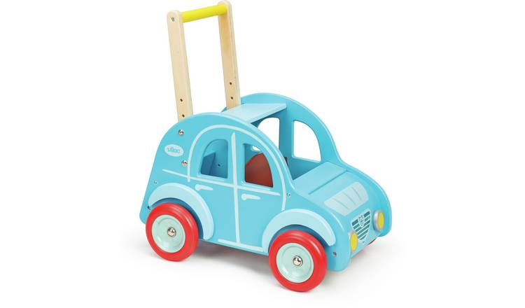 Vilac Wooden 2CV Car Baby Walker