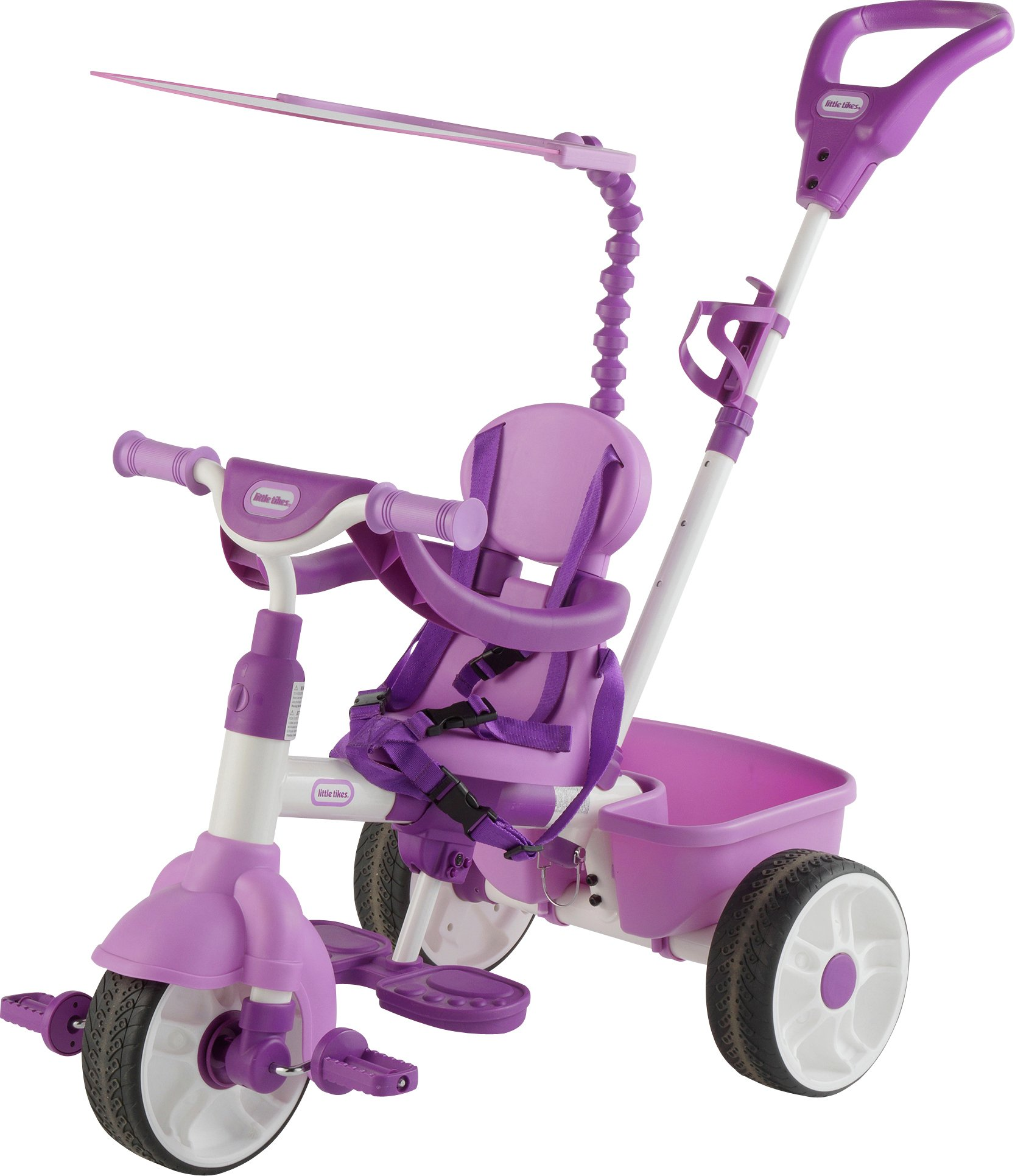 Image of Little Tikes - 4-in-1 Trike - Pink