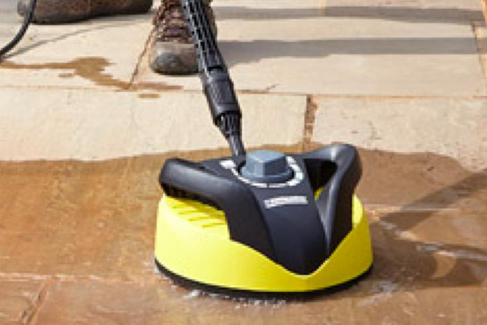 How To Clean A Patio With A Pressure Washer | Argos